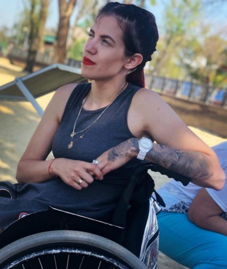 ИНКЛЮЗИВНЫЙ ПЛЯЖ для инвалидов