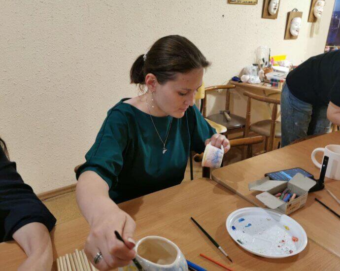 Лидия Ванюкова во Владивостоке