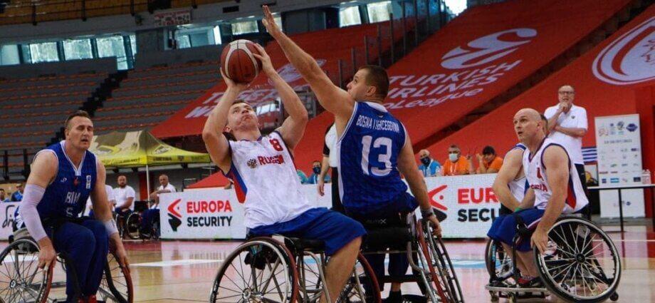 баскетбол в самаре