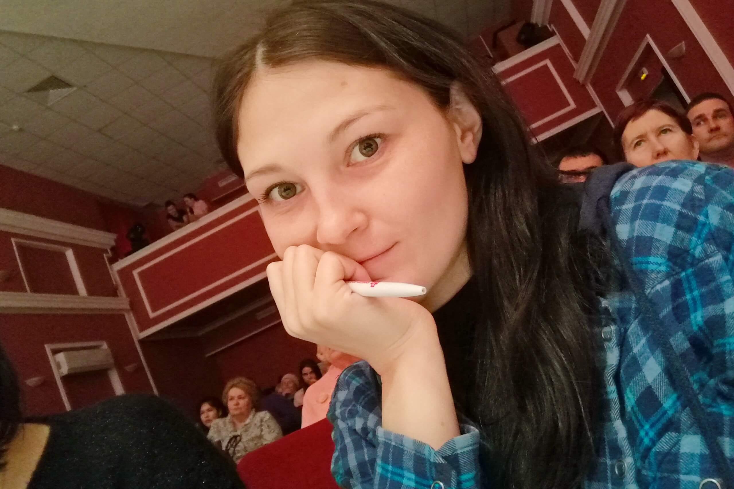 Лидия Ванюкова