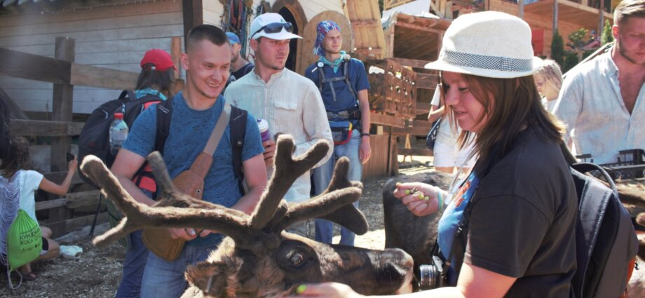 экспедиция в Кавказский заповедник
