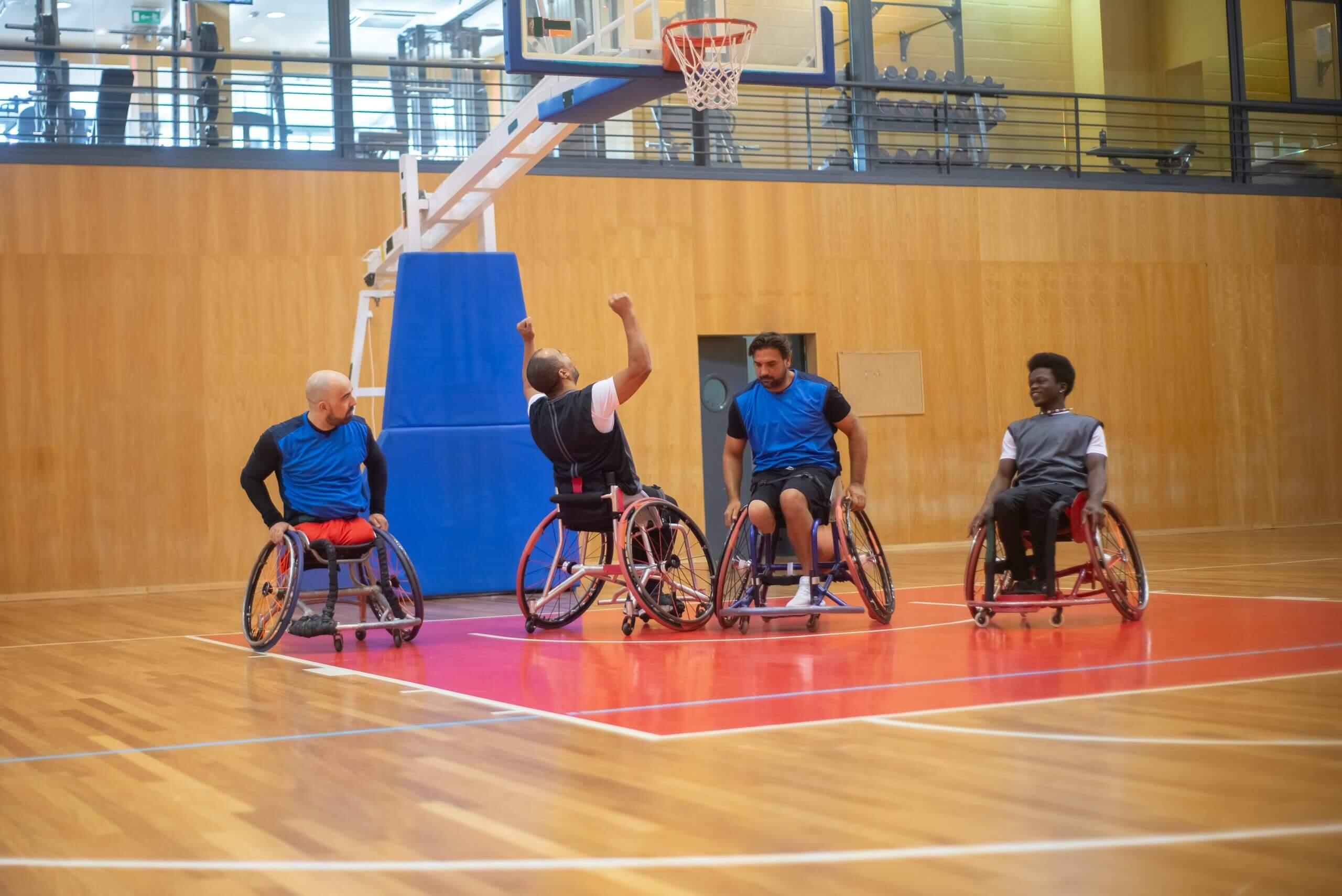 спорт баскетбол игра